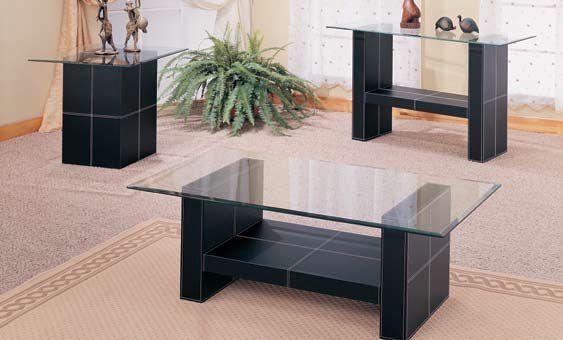 Black Coffee Table Sets