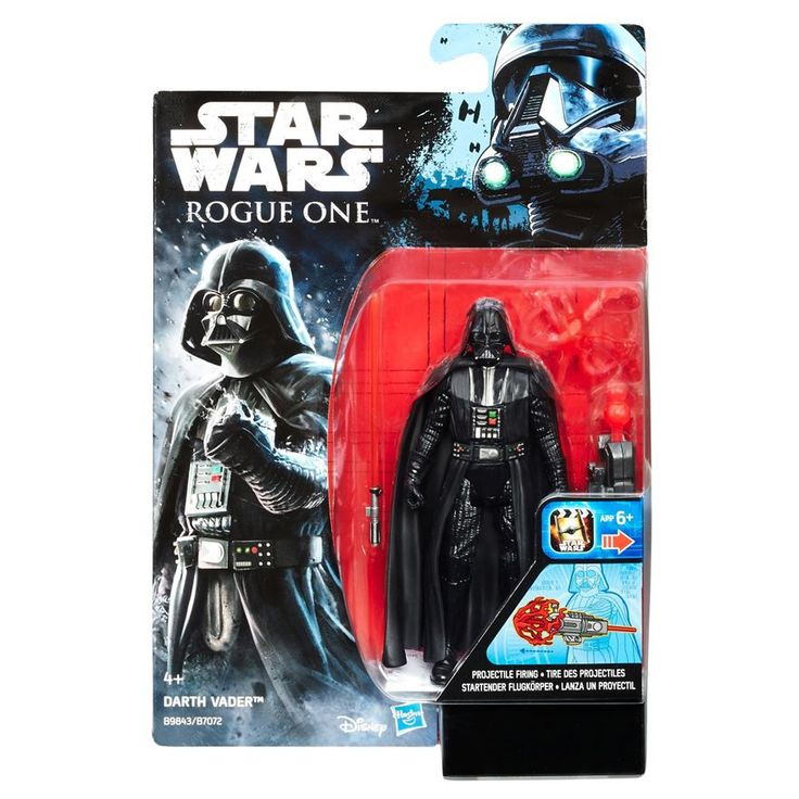 Star Wars Rogue One 3.75 inch Darth Vader Action Figure Wave 2