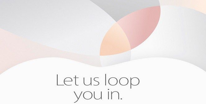 Apple Sends Invites for 'Let Us Loop You In' Media Event on March 21