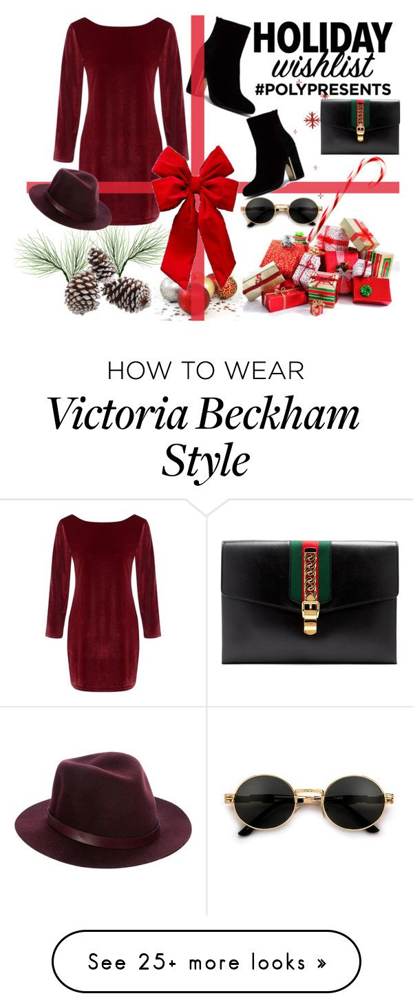 """""""#PolyPresents: Wish List"""" by alicef87 on Polyvore featuring Gucci, rag & bone, contestentry and polyPresents"""