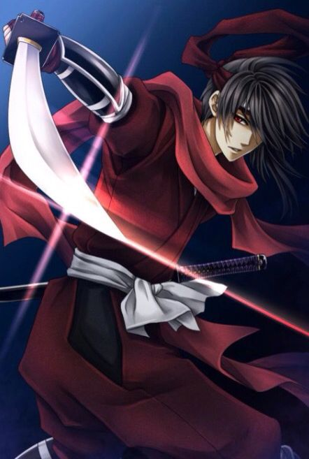Soji Ninja Assassin Shall We Date Pinterest Ninjas
