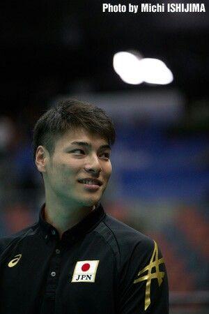 Kentaro Takahashi Japan Volleyball Team #2