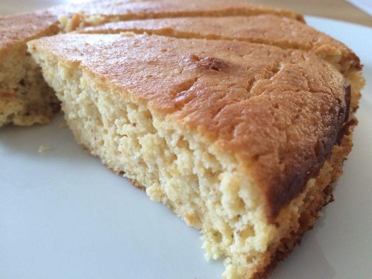 LOW CARB Mandel Zitronen Kuchen