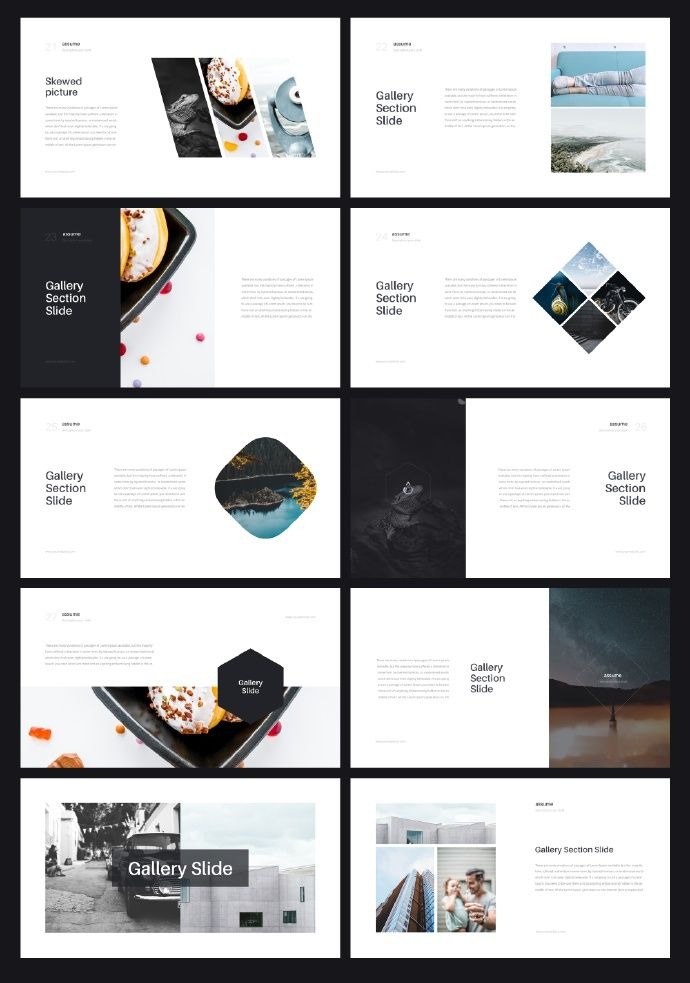 57 best PPT images by Tung Zain on Pinterest Presentation layout