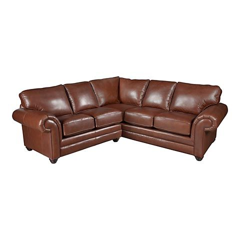 HGTV HOME Custom Upholstery Large L Shaped Sectional