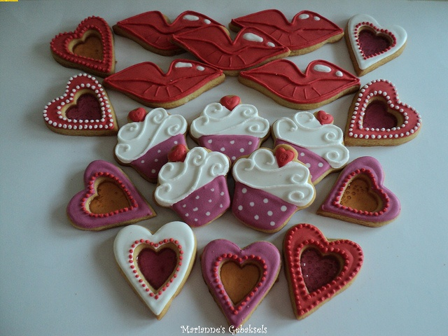 Valentijn Koekjes by Marianne Venema, via Flickr