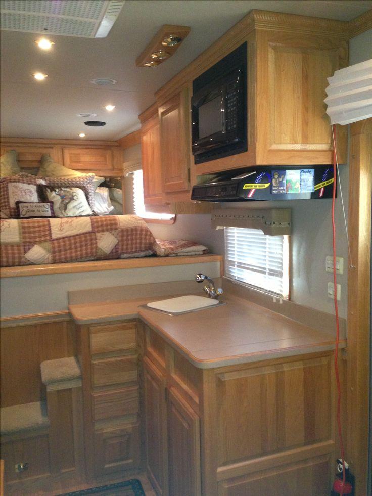 17 best images about horse trailer living quarters ideas