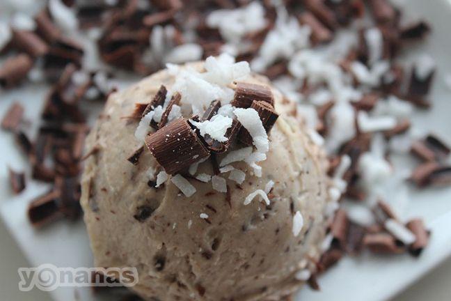 Chocolate Coconut Yonanas Recipe