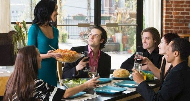Lezioni di Bon Ton: assegnazione dei posti a tavola!
