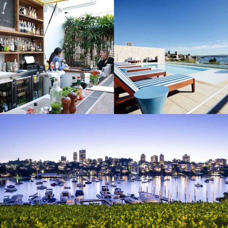Top Must-Do Destinations in Australia! Number 4 goes to Sydney's Eastern Suburbs...   Why? Double Bay have been blessed with new yummy restaurants & great hotel options!