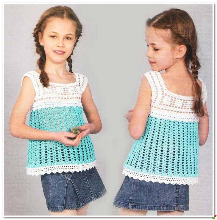 Красивое вязание для детей спицами со схемами