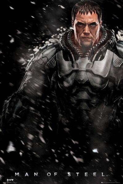 General Zod  l  Man of Steel