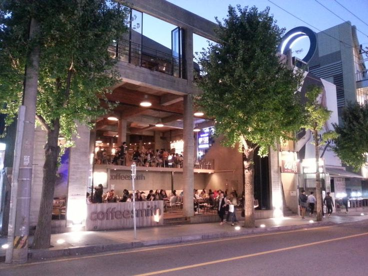 Coffee Smith, #Garosugil Street, #Seoul - My Destination Seoul