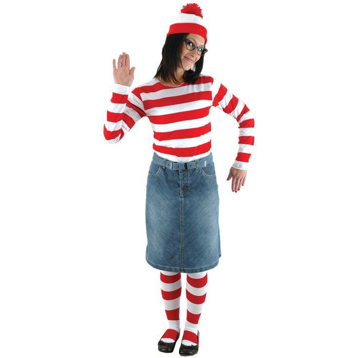 Where's Wenda Kit S-m
