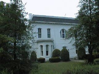 Caldwell House - c. 1869