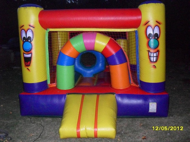 inflable medidas 3x3x3 con obstaculos