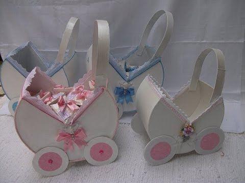 DIY: Faça voce mesma lembrancinha baby shower com caixas de leite.