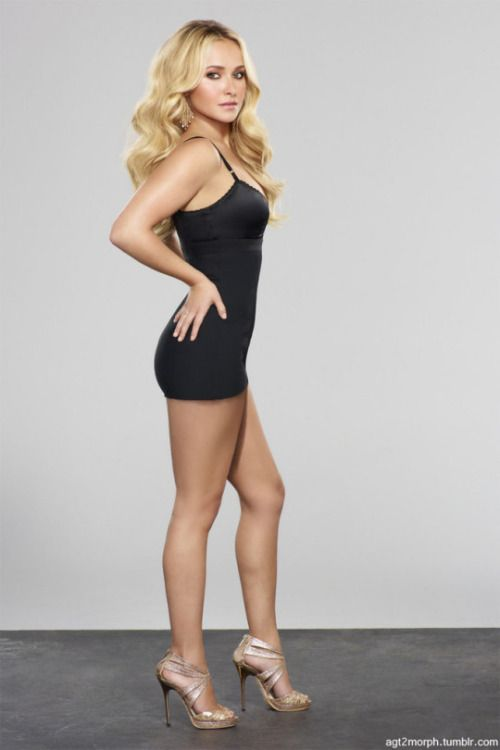 8284ddd689a short skirt high heels | Sexy Long Long Legs | Hayden panettiere ...
