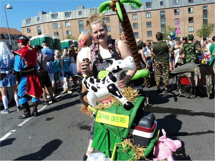 Karneval Aalborg 2012