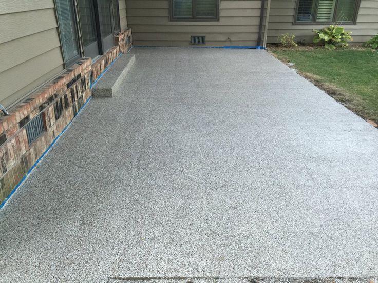 epoxy coating basement waterproofing and decorative concrete