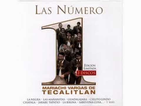 Mariachi Vargas de Tecalitlan      El Gusto (+playlist)
