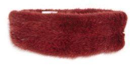 The Fur Salon Mink Fur Headband