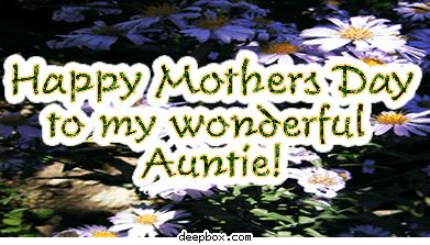 Happy mothers day aunty images quotes wishes cards for our Aunt ...