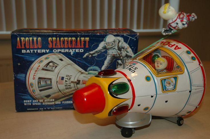 apollo spacecraft batteries - photo #7