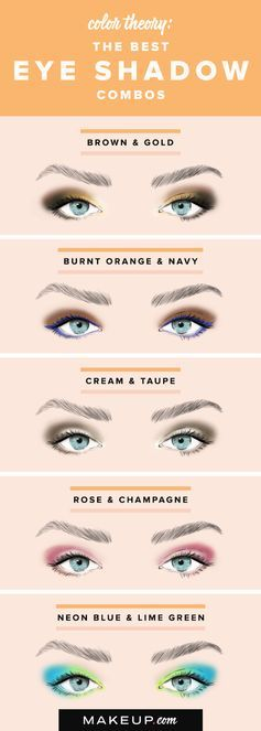 You don't need a lot of eyeshadow to get a stunning eye makeup look. This guide will show you how to get a beautiful look with just two eye shadows.