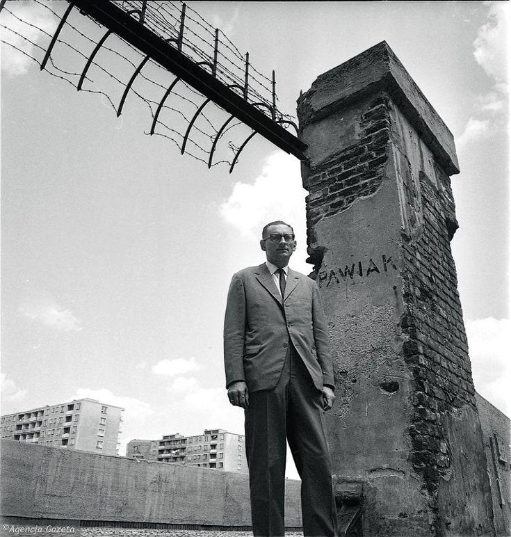 Władysław Bartoszewski, Pawiak, Warszawa, 1967 r. Tadeusz Rolke