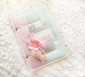 """by Darina: Мамин дневник """"Маленькая принцесса"""""""