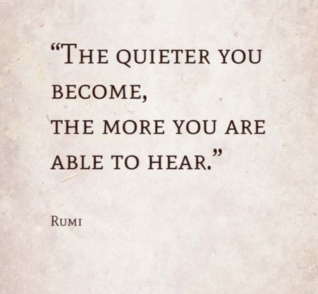 ....When I talk , I say just enough.