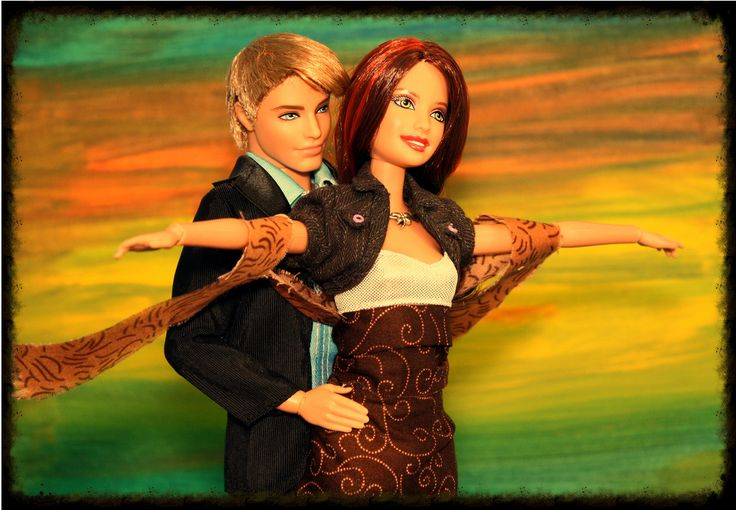 Barbie titanic jack and rose - Jack and rose pics ...