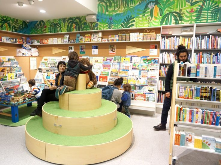 HOT: Readings Kids Bookshop, 315 Lygon St, Carlton http://tothotornot.com/2016/10/readings-kids-carlton/