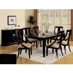 Acme Furniture - Overton 5 Piece Dining Set - 4760-5set   SPECIAL PRICE: $645.00