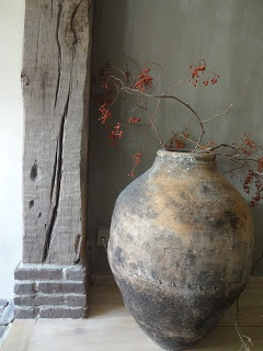Une poterie qui vaut tous les décors.