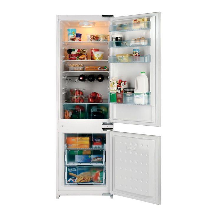 Stoves SFF7030FF Integrated White Fridge Freezer