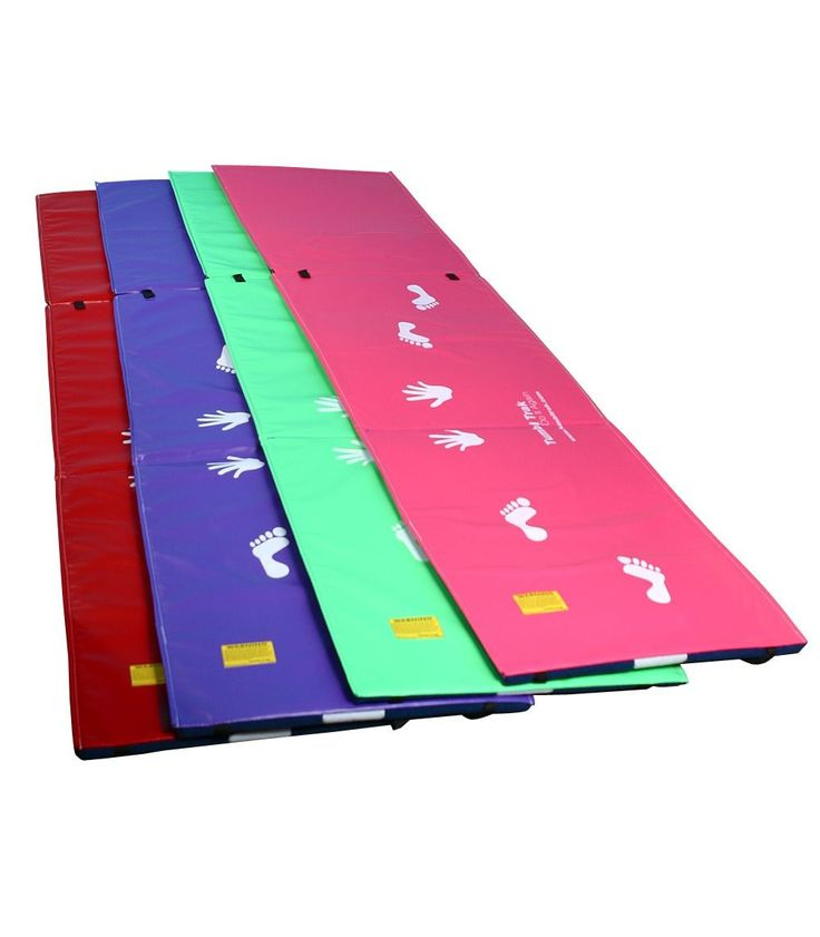 The Tumbl Trak Handstand Homework mat was designed by USAG National team Staff members, and is considered an absolute necessity from beginner, to advanced gymnasts. The mat encourages gymnasts to prac