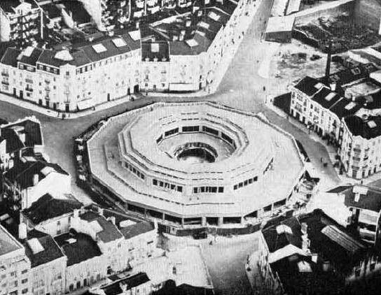 Mercado de Arroios - 1942