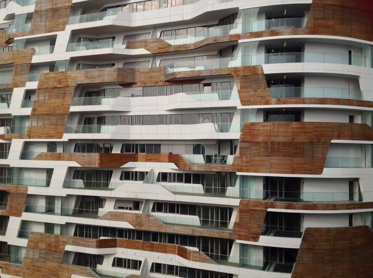 47 best city life milano images on pinterest city life for Zaha hadid city life