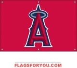 Angels Fan Banner 2' x 3'