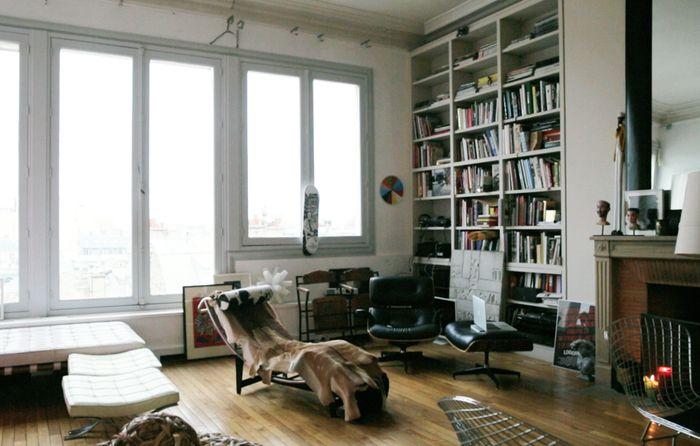 Nowness and Apartamento collaboration, 3 parts. First Apartamento: Ramdane Touhami