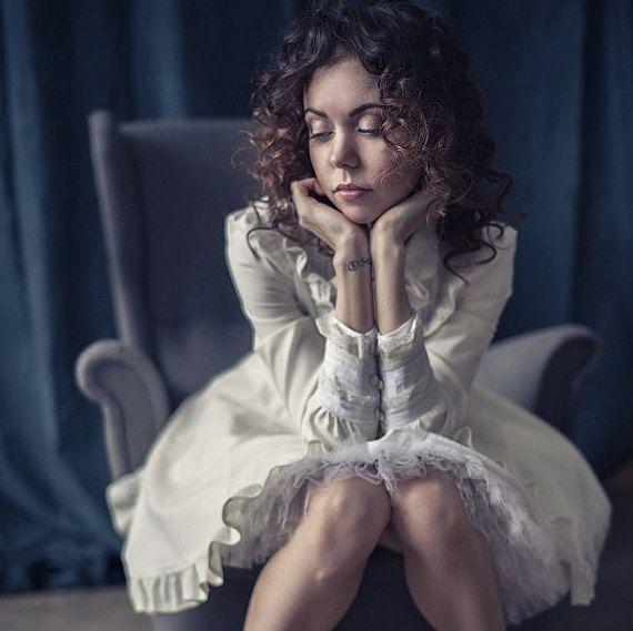 White dress for women Alice