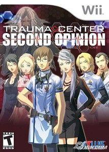 Trauma Center Second Opinion - Wii Game