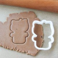 """Cookie cutter """"Kitty"""""""