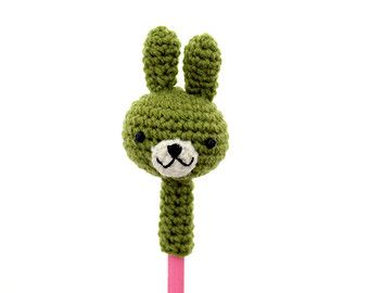 DMC 15346L//2 Jungle Animal Stylo Toppers Amigurumi Crochet Pattern