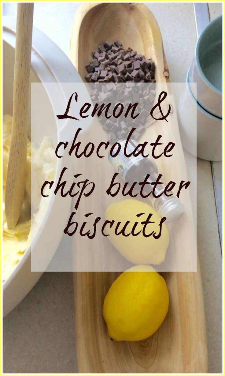 Lemon and chocolate chip butter biscuits are the best lemon biscuits Yum yum yum.. simple baking simple recipe and and delicious taste...perfect