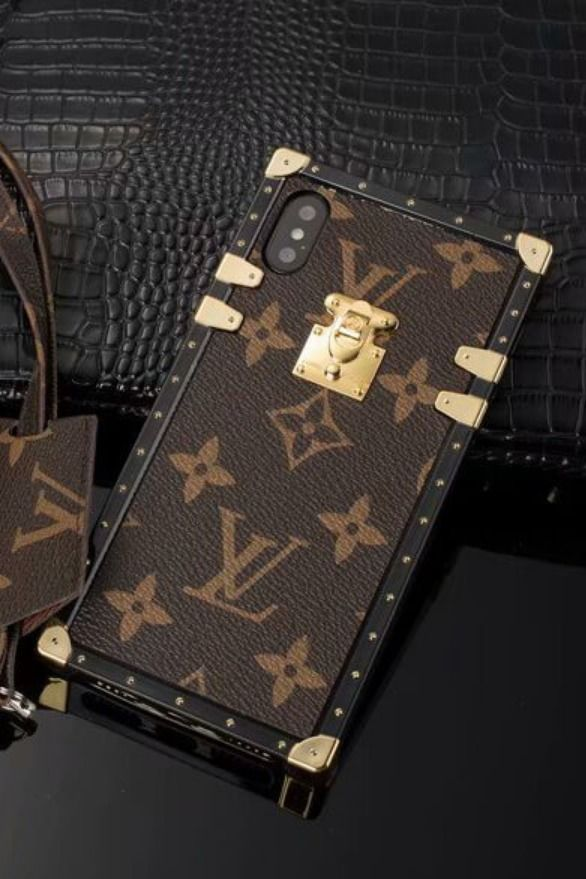 21 99 Lv Iphone Case Brown 11 Pro Xs Max Xr 8 Plus Luxury Monogram 10001 Iphone Case Brands Louis Vuitton Handbags Neverfull Luxury Iphone Cases