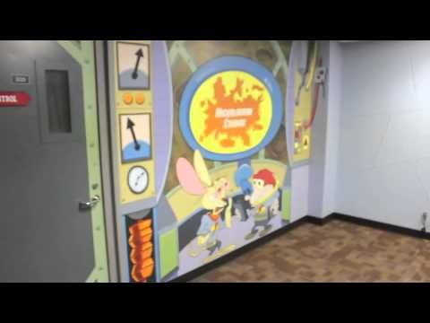 Nickelodeon Studios - Behind Closed Doors 2012 - INSIDE The Memories ! http://www.AdamTheWoo.com - PLEASE RATE & SUBSCRIBE - This is my long awaited follow up to my first Nickelodeon video I filmed last year. That video focused on the outside and the time capsule. This one is all about the inside. Enjoy !
