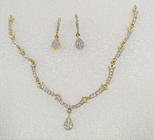 Ddivaa Elegant Indian Bollywood American Diamonds Gold Pl... https://www.amazon.ca/dp/B071SGPB12/ref=cm_sw_r_pi_dp_x_aTunzbHQBZQ7J